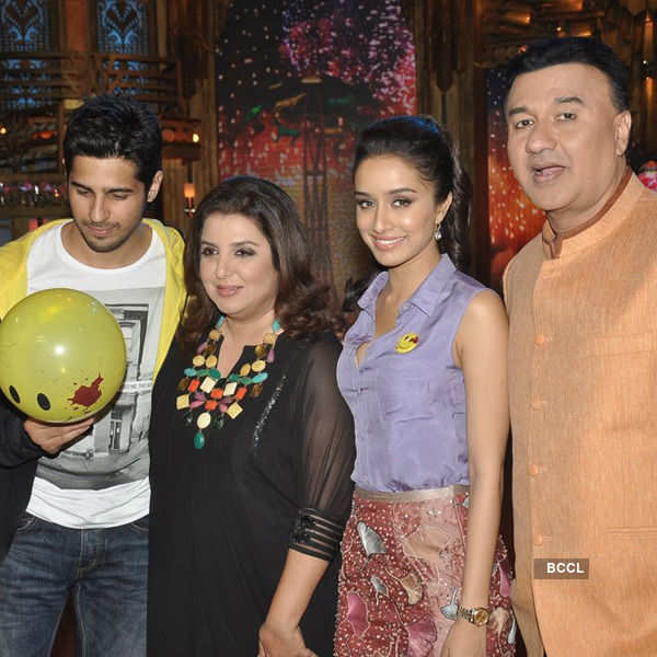 Entertainment Ke Liye Kuch Bhi Karega: On the sets