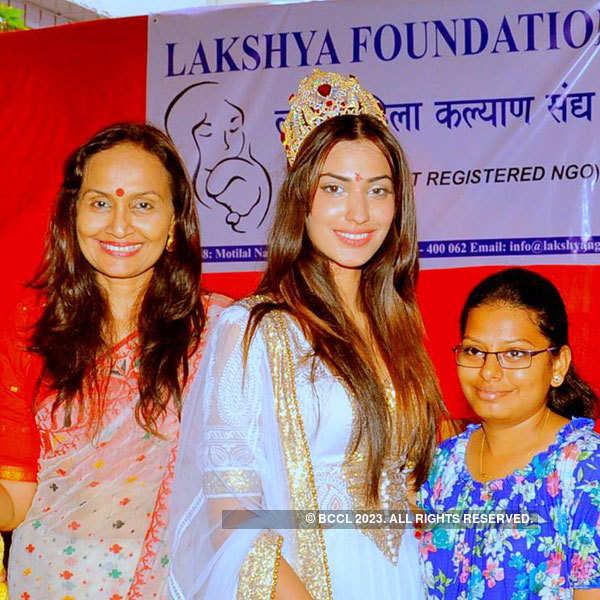 Jhataleka Malhotra visits NGO