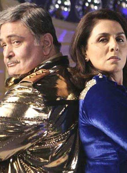 Rishi Kapoor and Neetu Singh's love saga