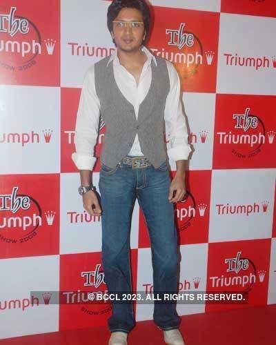 Triumph '08 bash