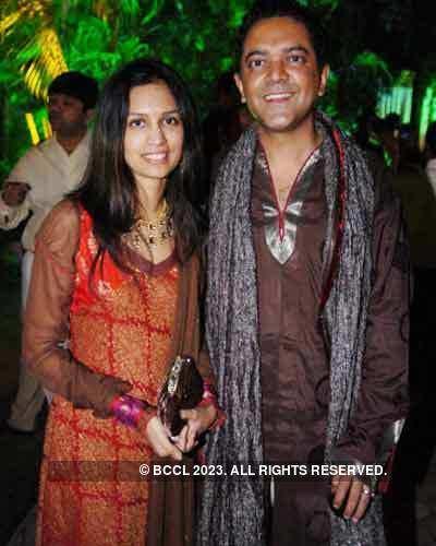 Tarita & Chetan's Diwali