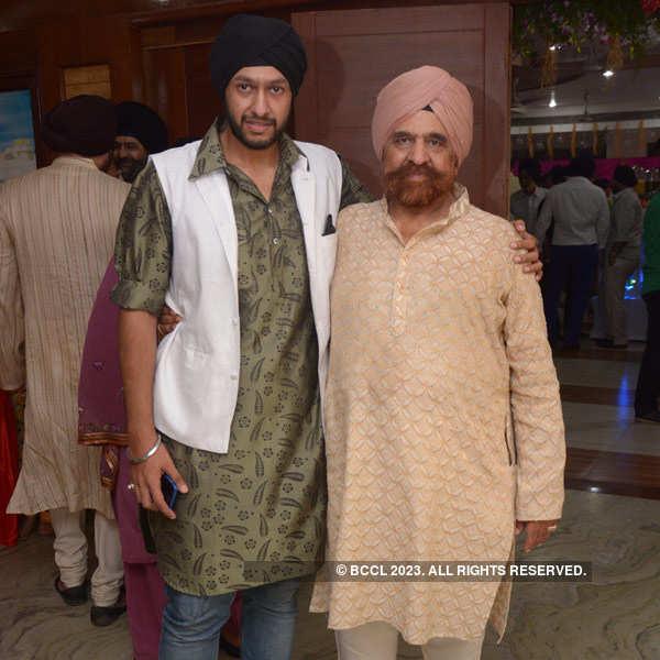 Ravina Tuli's wedding event