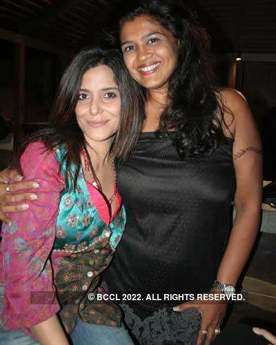 Rachna's b'day party