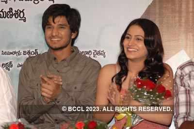 Movie 'Yuvatha' success bash