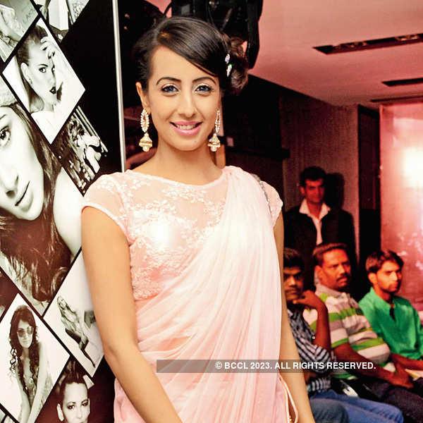 Fashion show in Hyderabad