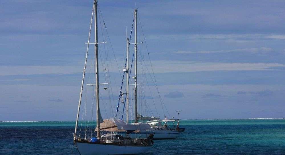 French Polynesia voyage