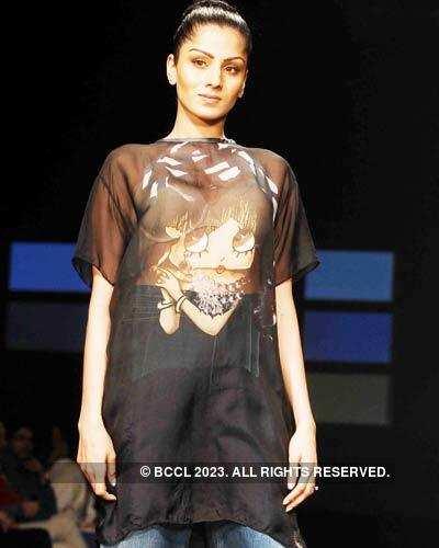 Chivas Delhi '08: Danielle Scutt