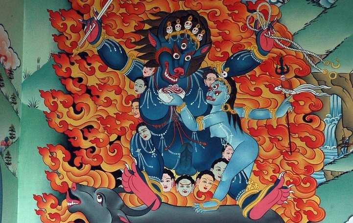 Painting holiday/art workshop in Kathmandu
