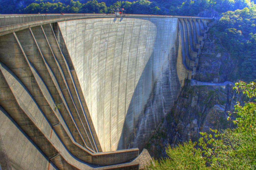 GoldenEye: Verzasca Dam