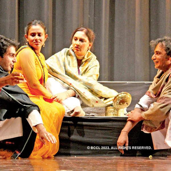 Umrao: A play