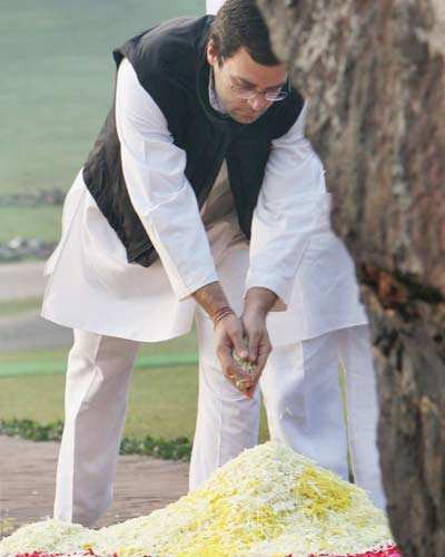Indira's birth anniversary