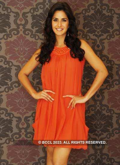 Katrina Kaif's Portfolio Pics