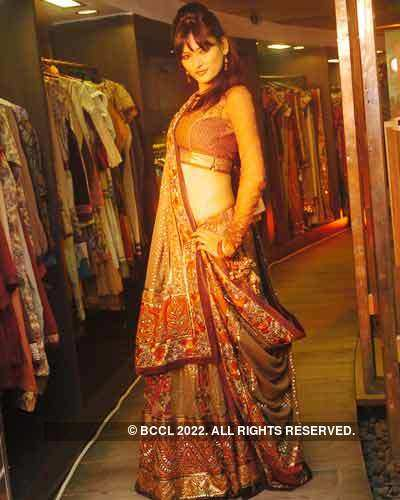 Ekta & Ruchira '08