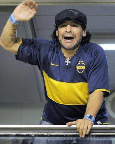 Diego Maradona Pics | Diego Maradona Photos | Diego ...