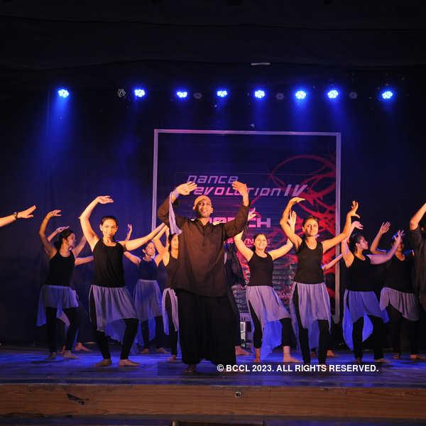 Dance show @ Sai Sabhagruha