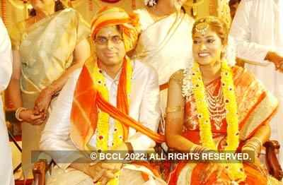 Renuka's daughter's marriage