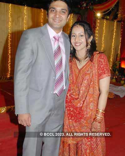 Ronak & Divya's bash
