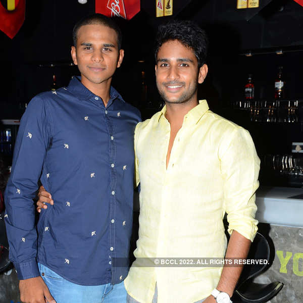 Sundeep Bollineni and Rahul celebrate birthdays