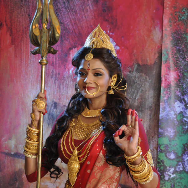 Arunima Ghosh as Durga