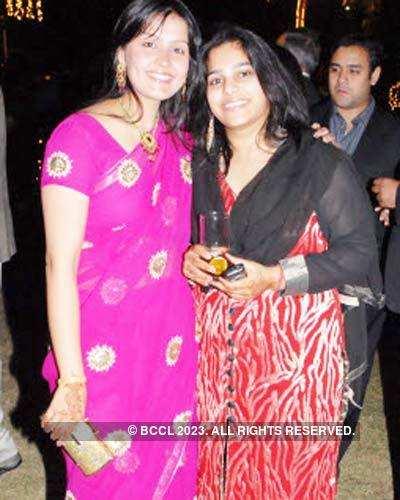 Kartik & Ashwini's party