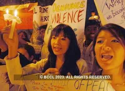 Joseph student's protest