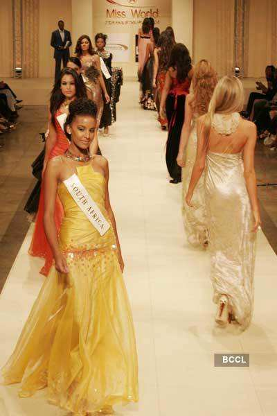 Ms World '08: Contestants