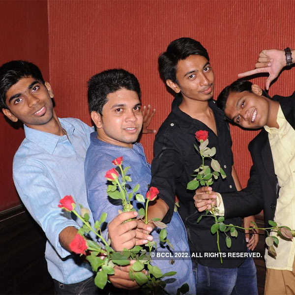 Freshers party at Nottee lounge