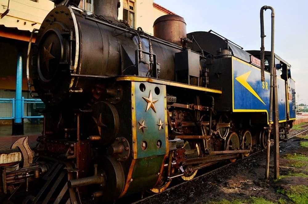 Nilgiri toy train