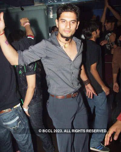 Faizal Rasul's party