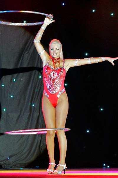 Miss World '08: Talent show