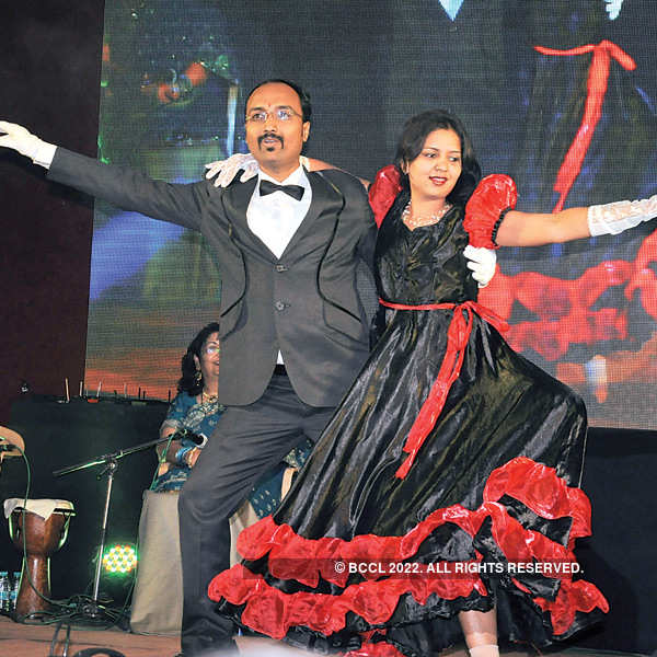 Fun party organised by ICAI
