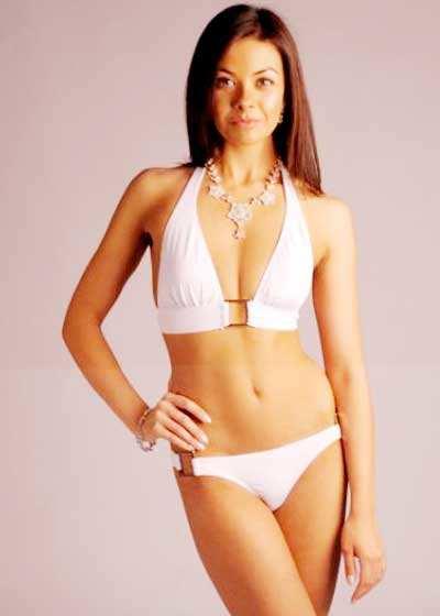 Miss World '08: Bikini babes