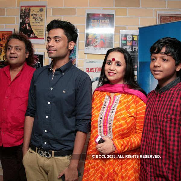 Shiladitya Bose's 20th birthday party