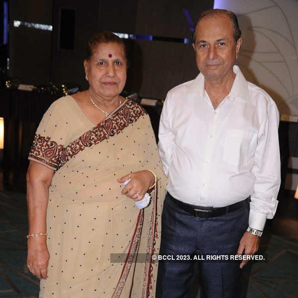 Neelu-Prashant Garg's wedding anniversary
