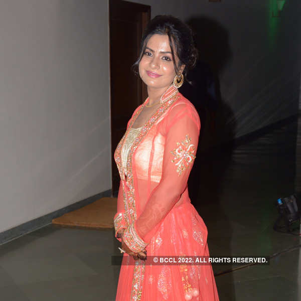 Abhinav-Ritu Jaiswal's wedding