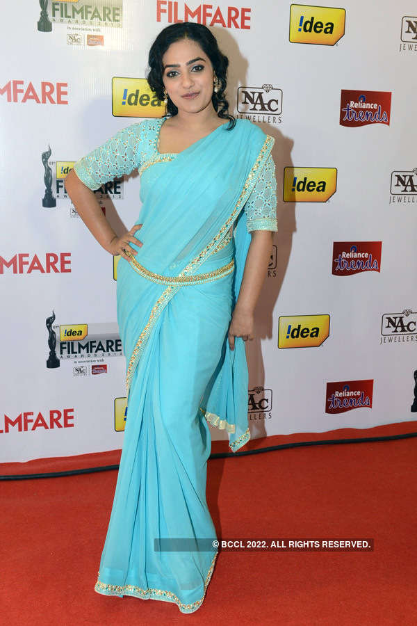 Red Carpet: 61st Idea Filmfare Award (South)