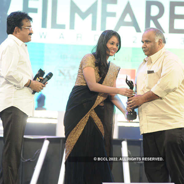 Tollywood Winners: 61st Idea Filmfare Awards 2013 (South)