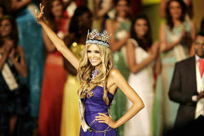 Ms World '08: Winners