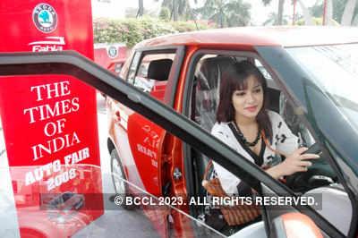 TOI Auto Fair '08