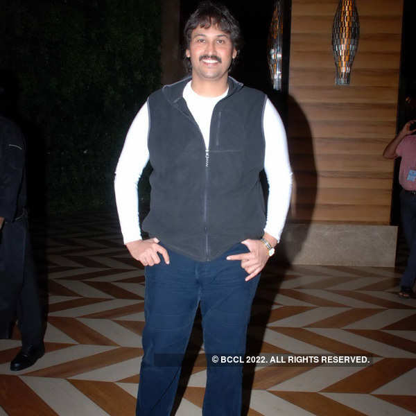 Kumar Bangarappa chills out @ Feast
