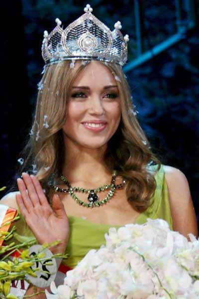 Kseniya Sukhinova