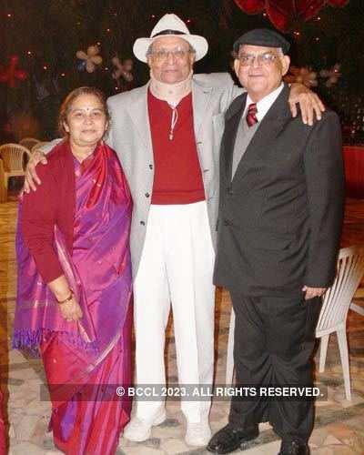 Abhijeet's get-together