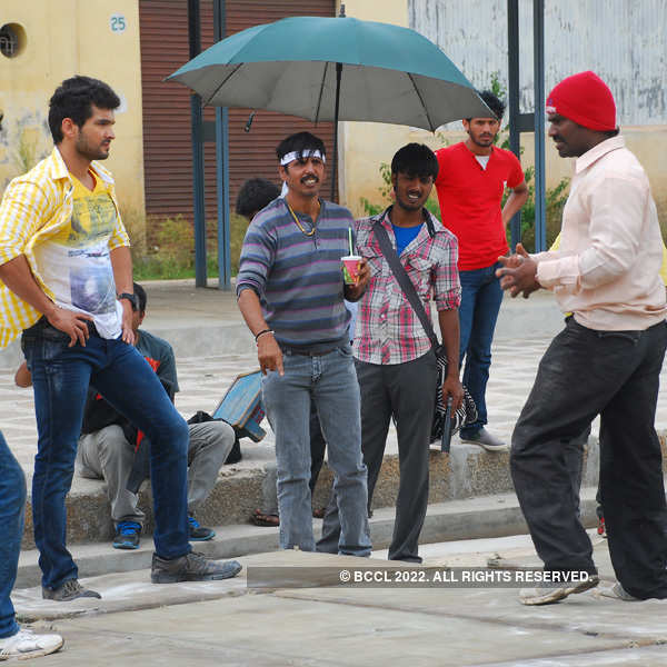 Diganth shoots for Sharp Shooter
