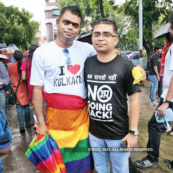 Kolkata Rainbow Pride Walk 2014