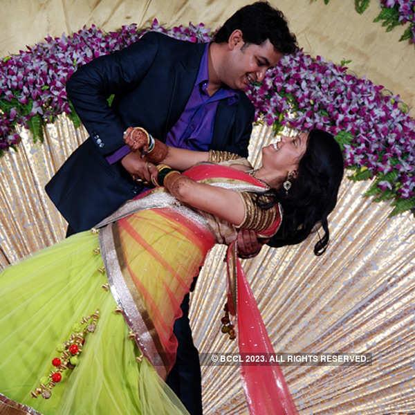 Sonam and Akshay's wedding ceremony