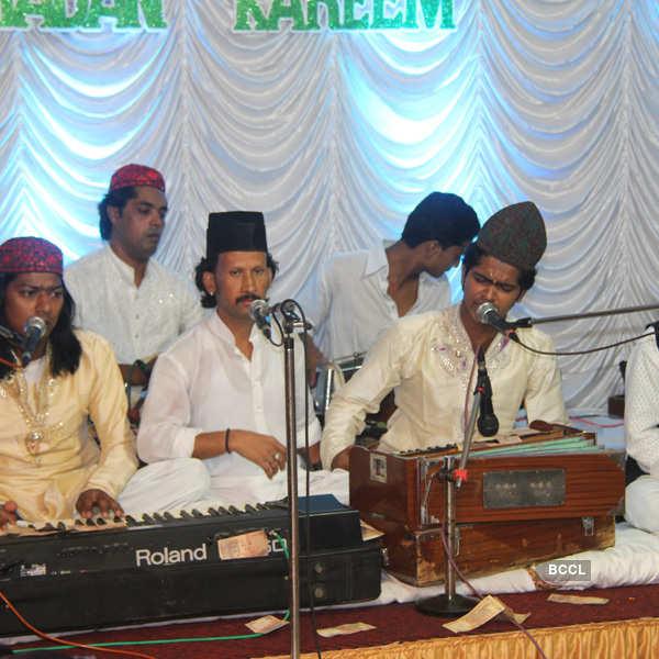 Sharib-Toshi's Iftaar party