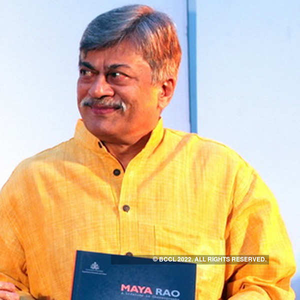 Maya Rao's autobiography launch