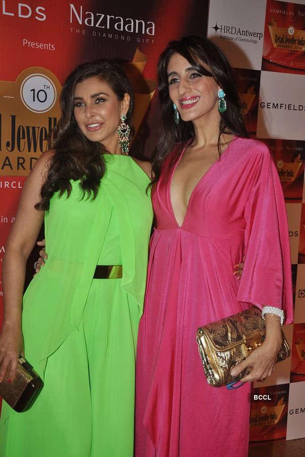 Celebs @ Retail Jeweller Awards