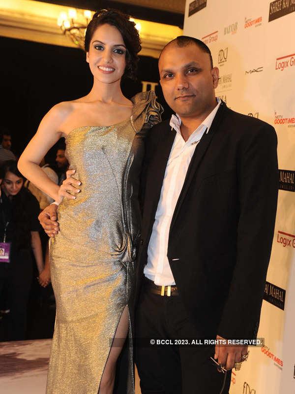 Gaurav Gupta's front row