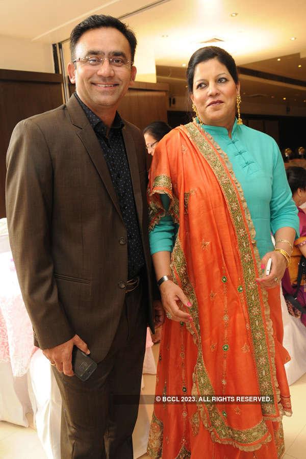 Saba and Rashmi's wedding anniversary